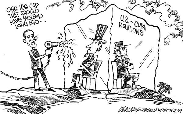 US-Cuba Ice Cap