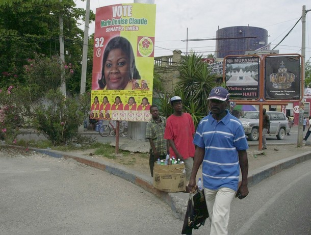 HAITI-ELECTIONS