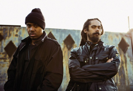 Image result for Damien Marley and Nas photo