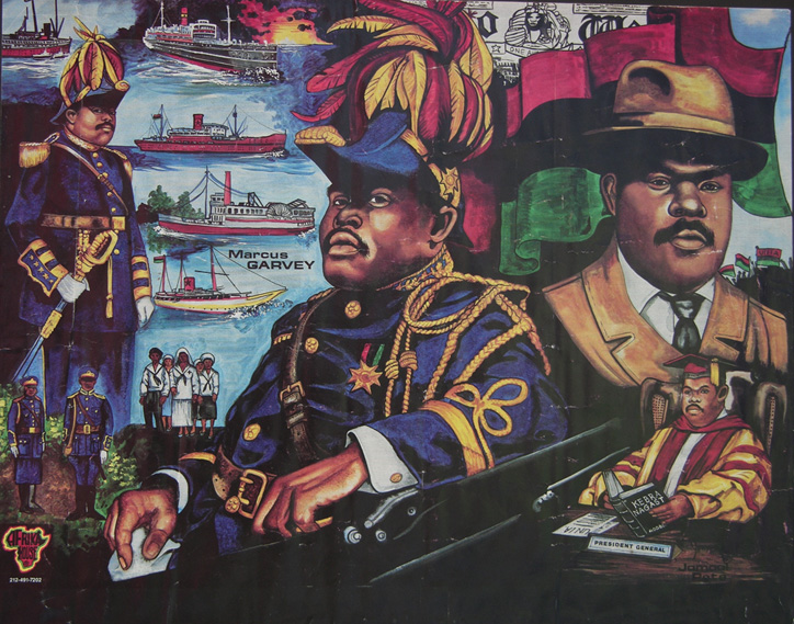 Today Is Marcus Garvey S Birthday Repeating Islands