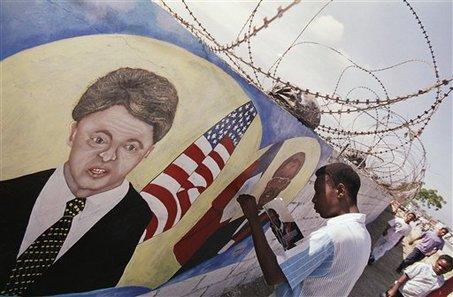 Haiti Bill Clinton