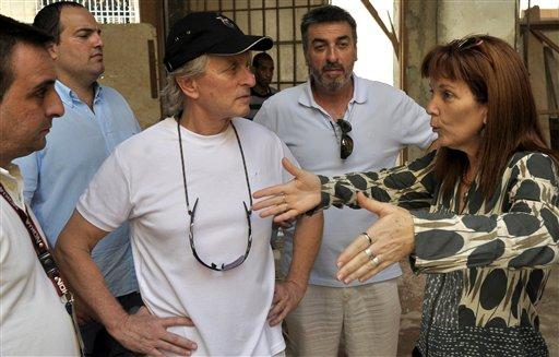 Cuba Michael Douglas
