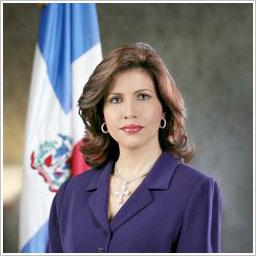 República Dominicana: Margarita Cedeño se presentará como candidata a vicepresidenta