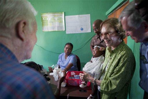 Jimmy Carter Malaria