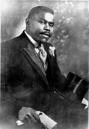 the life and works of marcus mosiah garvey A marcus garvey biography that defines his radical views why garvey's unconventional ideas about equality made him a threat.