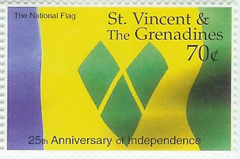 St  Vincent and the Grenadines Independence Day – Repeating