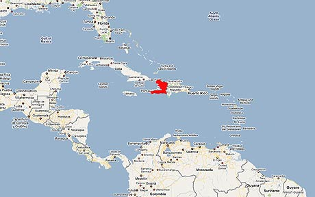 Caribbean Countries Mobilize to Help Earthquake Victims in Haiti