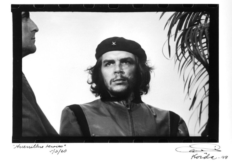 A Look At Che Guevara Through The Lens Of His Iconic Image