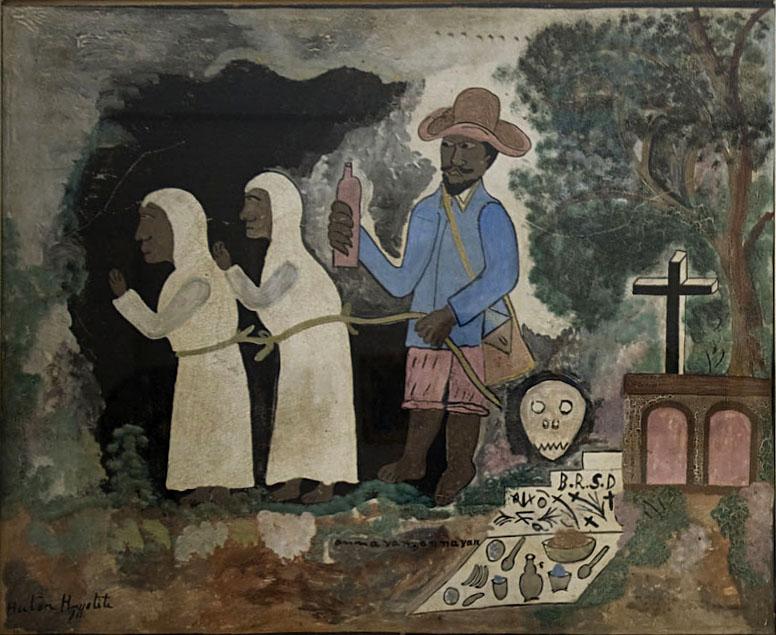 Haitian Culture Celebrated art of Hait...