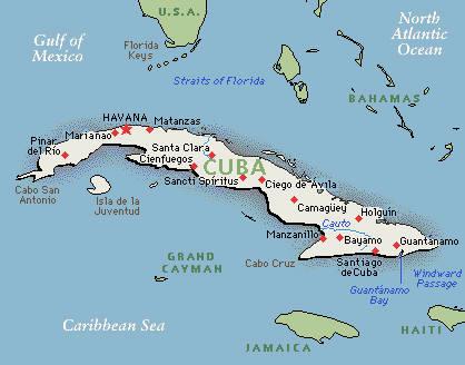 Map cuba repeating islands map cuba gumiabroncs Choice Image