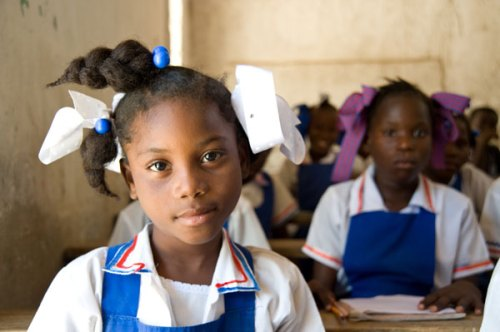 In ruined Haiti schools, educators see opportunity « Repeating ...