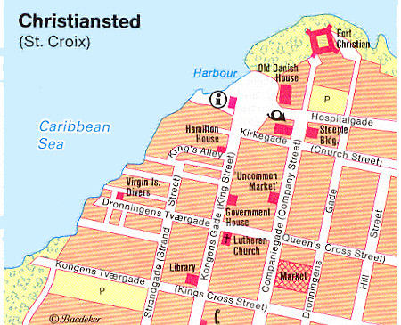 U S Virgin Islands To Develop Street Address System Repeating Islands