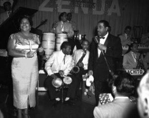 Afro-Cuban singer Pérez Grillo dies in NYC at 94 – Repeating