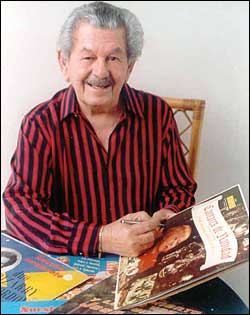 Puerto Rican Composer Benito De Jesus Dies At 97 Repeating Islands