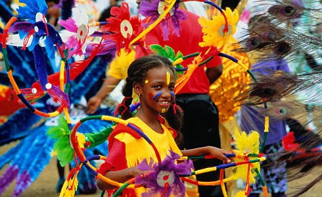 the lucian carnival � repeating islands