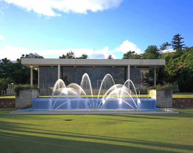 Bacardi Celebrates Ties To Architect Ludwig Mies Van Der Rohe Repeating Islands