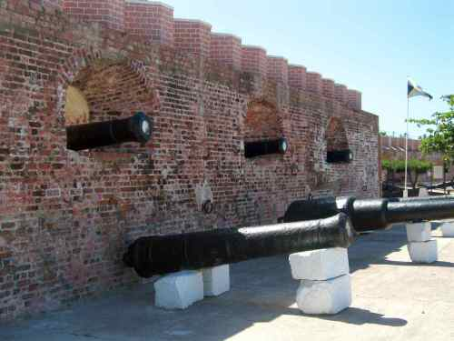 Pictures of Jamaican Artifacts http://repeatingislands.com/2010/10/28/jamaica-cannons-and-historic-artifacts-unearthed-at-kingston-waterfront/