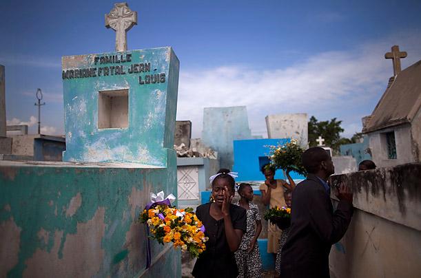 haitian tears