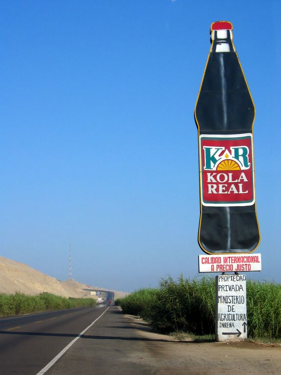 Kola Real Billboard