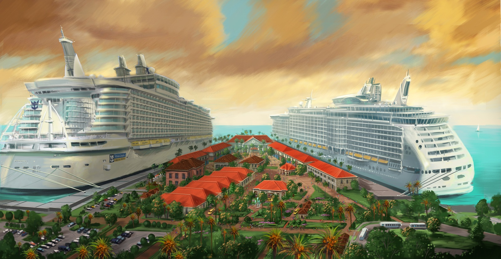Jamaica S Historic Falmouth Cruise Port Debuts Next Month