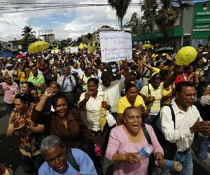 Protest Experience in the Dominican Republic life