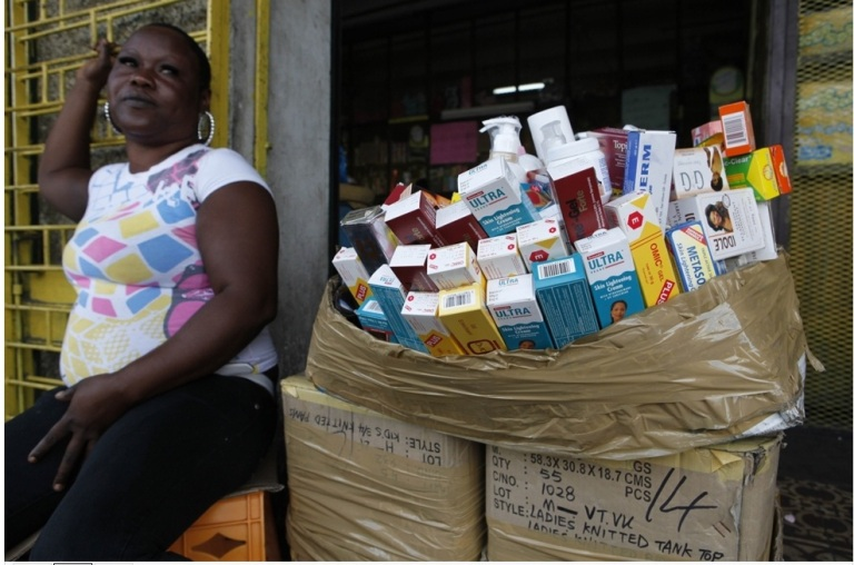 Jamaica health officials say rampant skin bleaching in ...