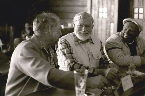 ernest hemingway a legacy for american literature essay Ernest hemingway, american nobel prize-winning author,  ernest miller hemingway was born in oak park,  hemingway won the nobel prize for literature.