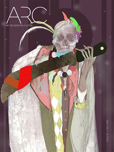 ARC Issue 3 cover
