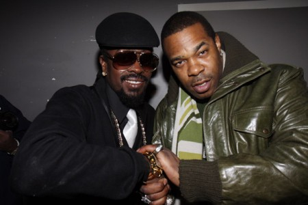 Beenie Man And Busta Rhymes Join Forces For Guadeloupe