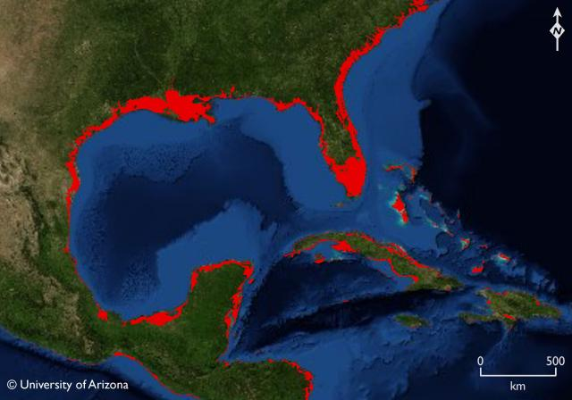 Sea Level Rises Could Continue After Warming Levels Off ...