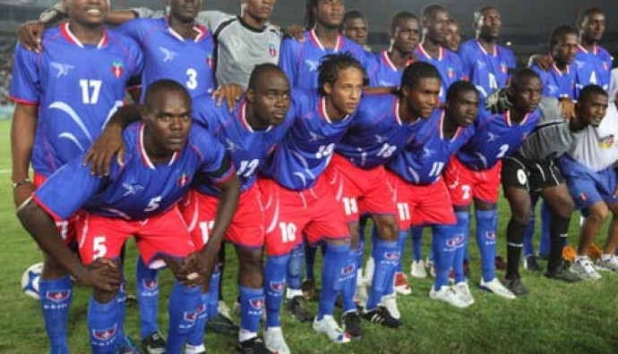 best sneakers 9ad44 7a957 Qualifying after the quake: Haiti soccer's World Cup dream ...