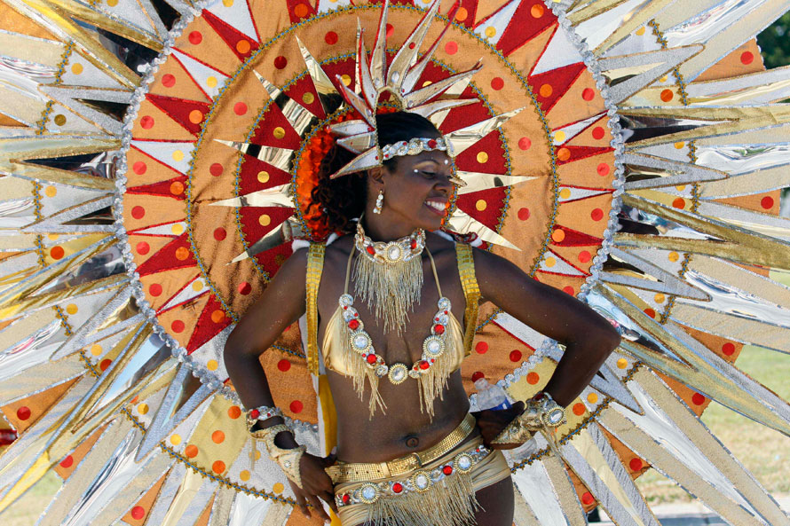 For days, Caribbean artists and performers have been flocking to South
