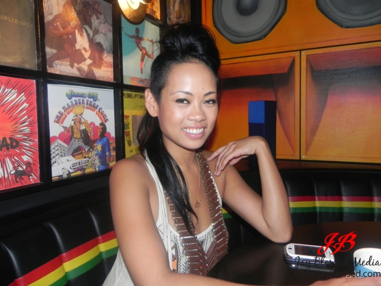 Anya Ayoung Chee A Chance For Fashion To Flourish In T Amp T