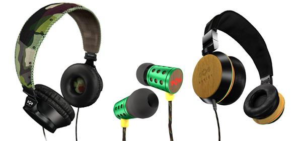 House Marley Headphones House of Marley Headphone