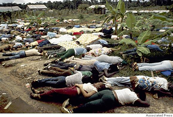 Guyana: jungle tourism and JONESTOWN « Repeating Islands