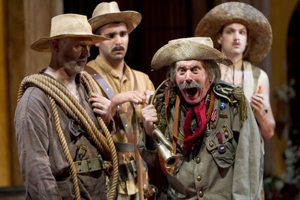 Acknowledging female stereotypes in much ado