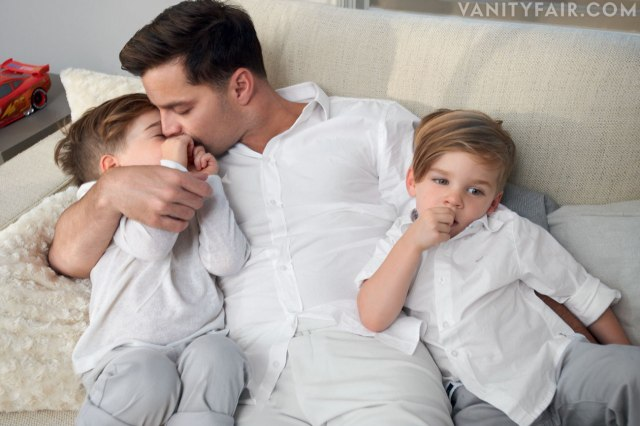Ricky Martin Introduces Us to His Sons and His PartnerRicky Martin 2013 Boyfriend