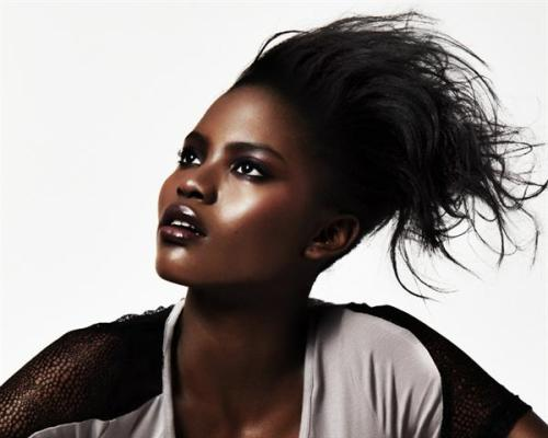 Jamaican Model is New Chanel Face | Repeating Islands