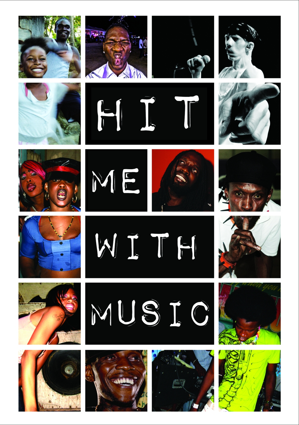 ttff_Hit Me With Music - poster