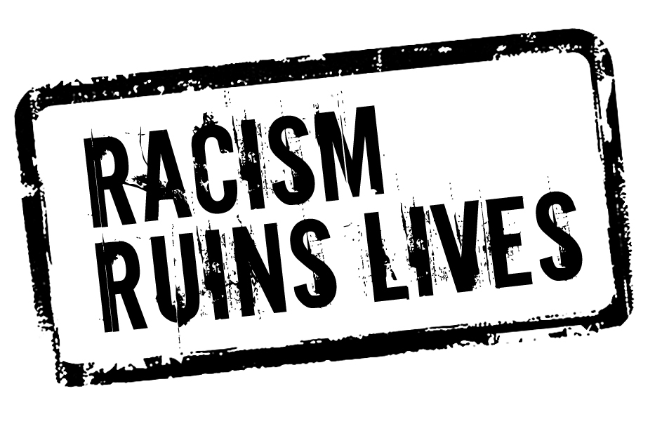 An analysis of the issues of the racism