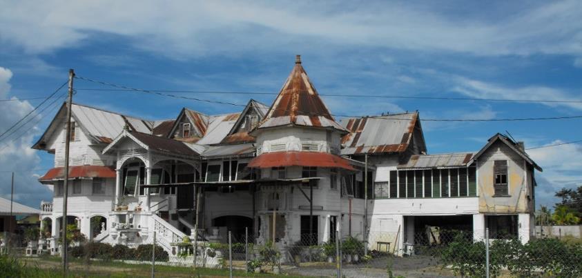trinidad demolition of macleod house  u2013 repeating islands