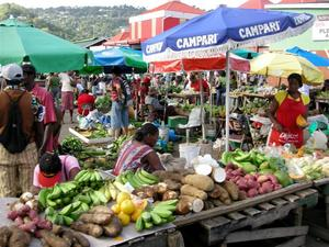 Castries Saturday Market (2)
