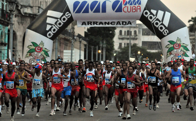 Marathon - Marhabana in Havana