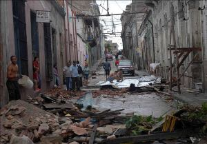 Hurricane Sandy - Cuba - 6