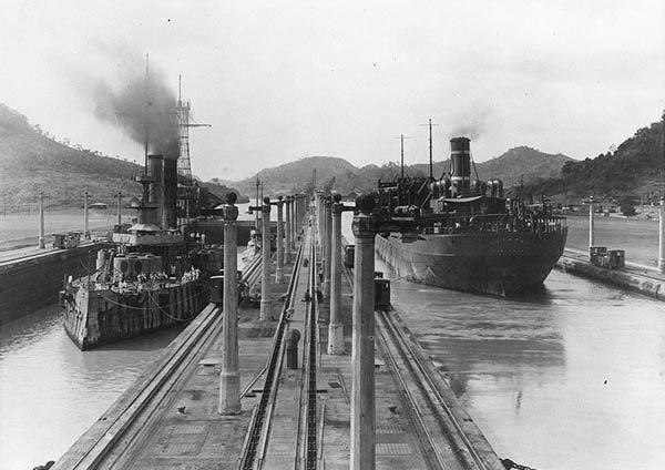 a history and an overview of the panama canal History of malaria control during the cunstruction of the panama canal.