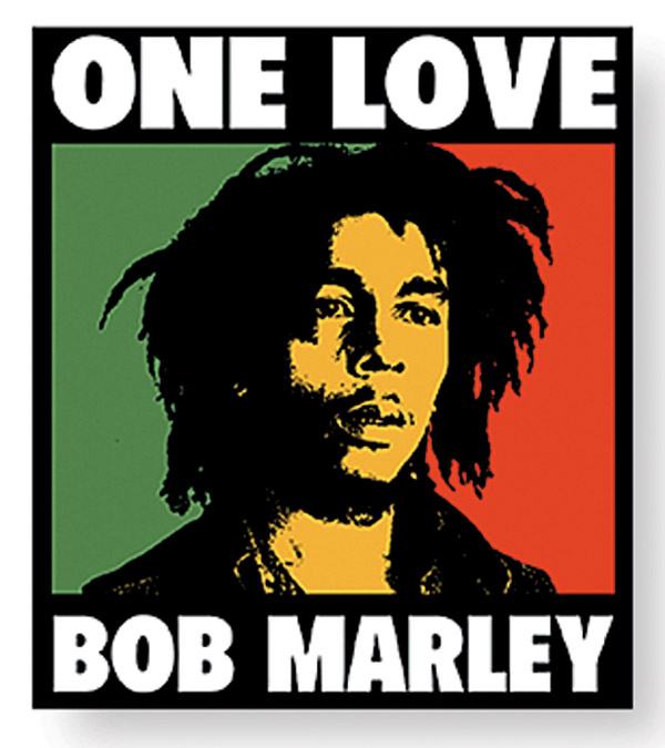 Let Celebrate 'One Love', Bob Marley Style | Repeating Islands