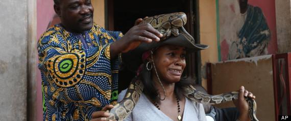 Benin Vodoo Festival