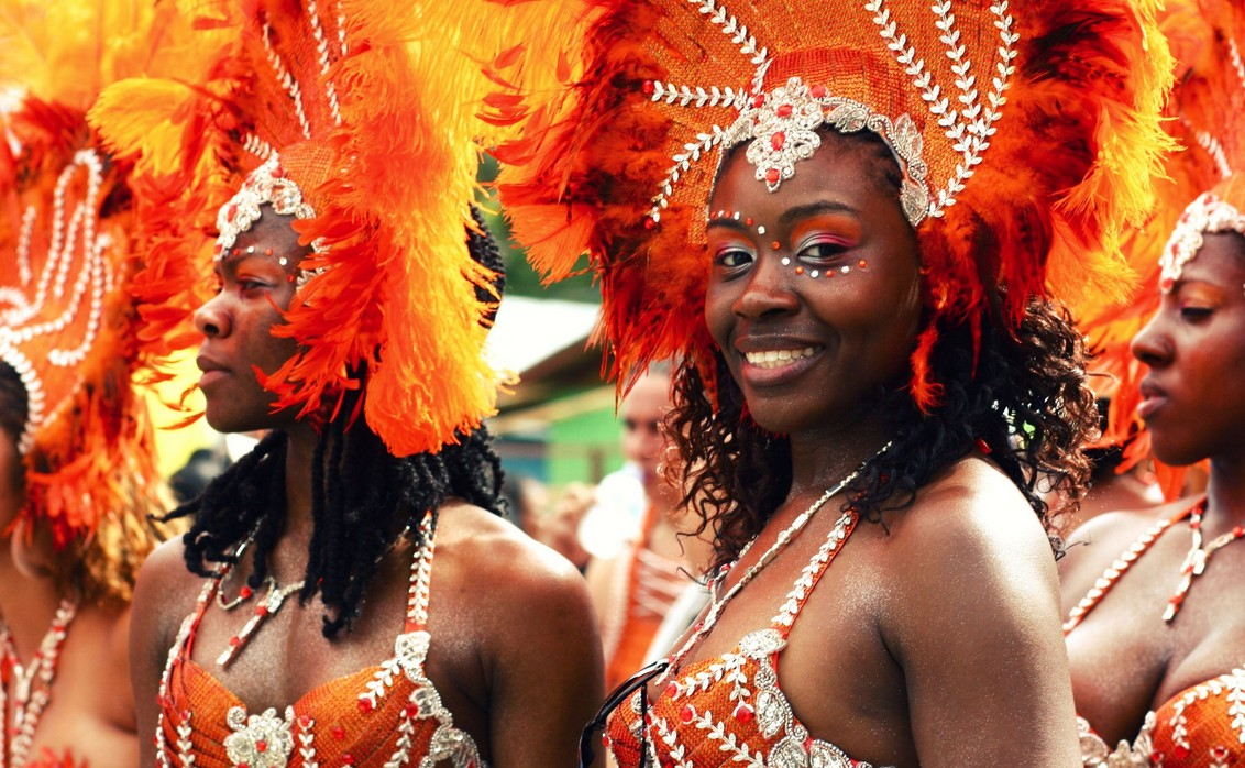 Caribbean People: Trinidad And Tobago Carnival 2013: Caribbean's Biggest
