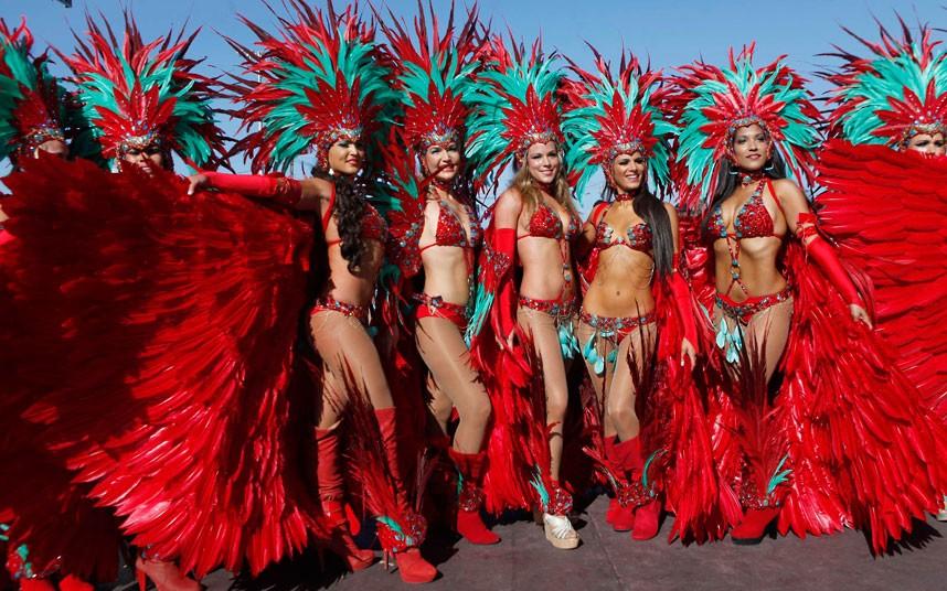 Trinidad & Tobago Carnival 2015