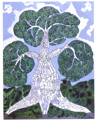 everald-brown-cotton-duppy-tree-1994